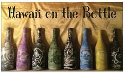 hawaii on bottle