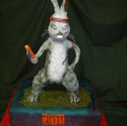 Zombie Killing Bunny!