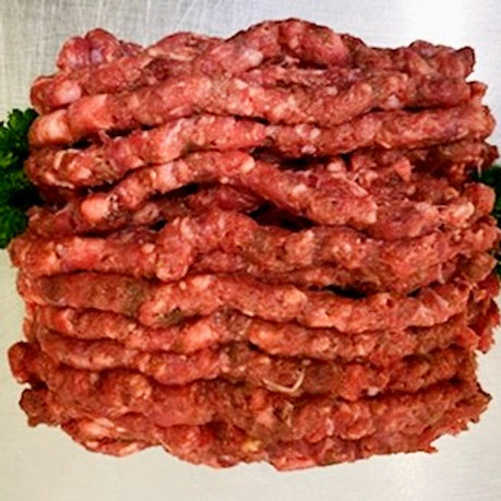 Beef, Heart & Liver Mince