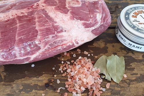 Beef Brisket & Mild Rub