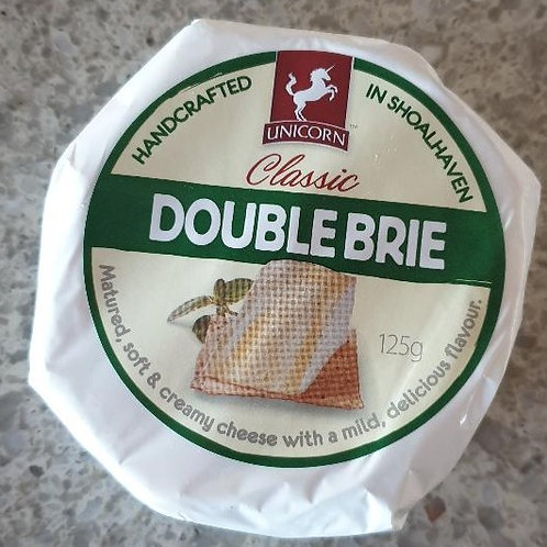 Double Brie Cheese