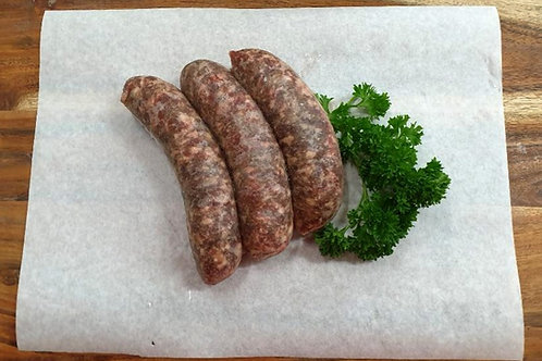 Naturally Additive Free Sausages - G Free