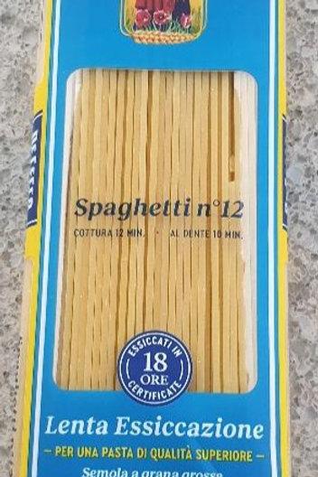 Spaghetti No 12