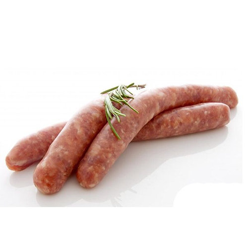 Chicken, Sweet Chilli & Chive Sausages