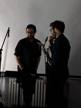 Trio Inverspace zu Gast in Köln