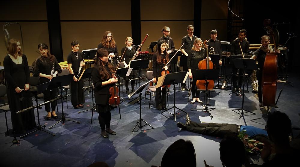Studio Musikfabrik Voyages Kagel