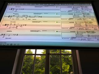 Programmierte Musik-Sprache