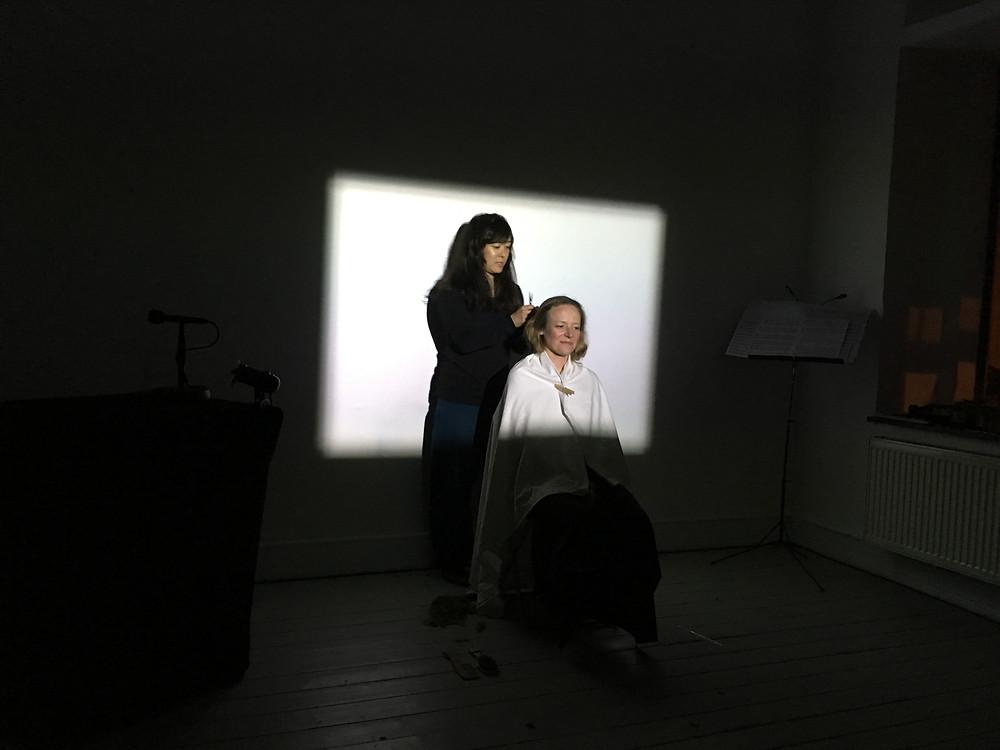 Identity may be a fantasy Aikiko Ahrend Annegret Mayer-Lindenberg Büro für Brauchbarkeit