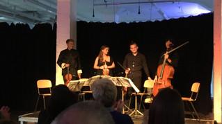 Kelemen Quartett / Podmore-Dill –  Chamber Remix Cologne