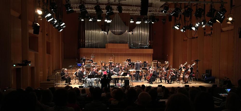 Musik der Zeit 8 Why Patterns WDR Sinfonieorchester. Ensemble für Experimentelle Improvisation HfMT Köln