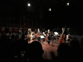 Forum neuer Musik 2019 –  Postmigrantische Visionen im Deutschlandfunk. Tag 1.