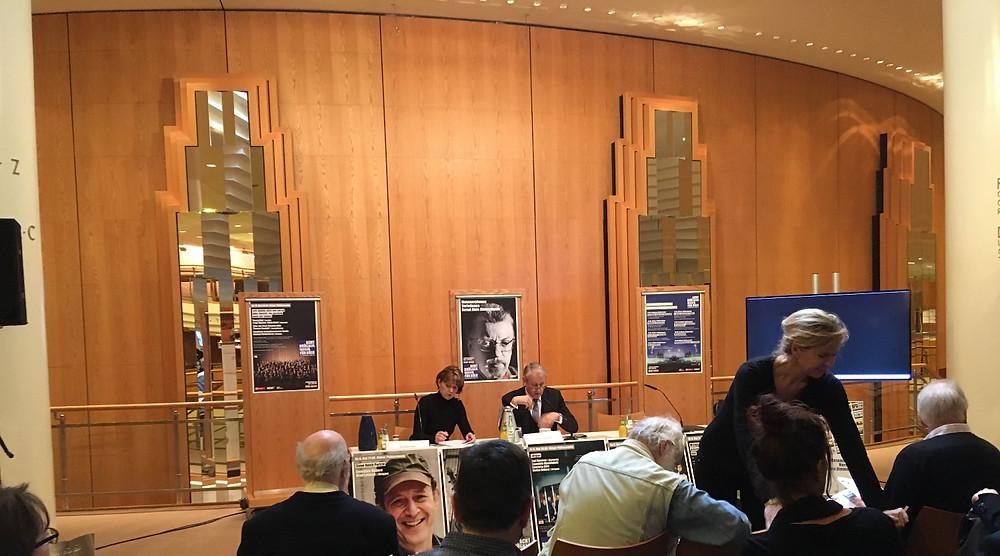 Pressekonferenz Acht Brücken Musik für Köln