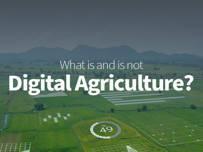 What is and is not Digital Agriculture?