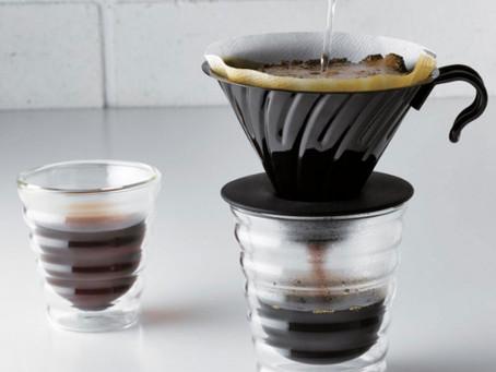 Как приготовить вкусный кофе в воронке (пуровере)