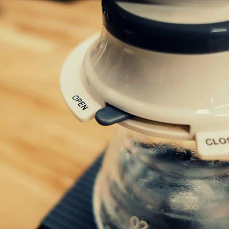 """Как приготовить вкусный кофе в """"клевере"""" (иммерсионная воронка)"""