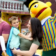 Sesame Street Orlando Commercial