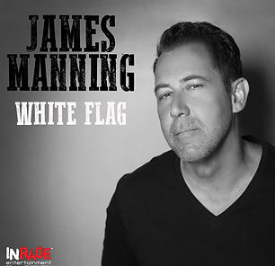 James Manning White Flag Final Cover Art