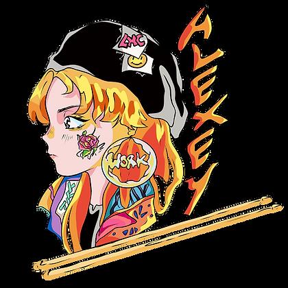 Anime ALEXEY