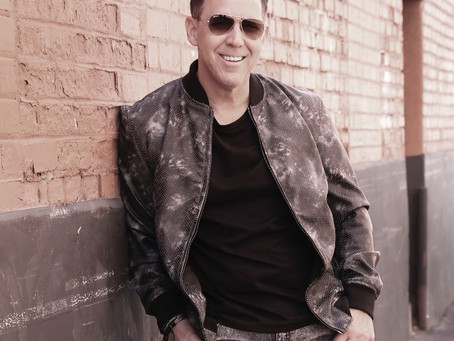 INRAGE ENTERTAINMENT WELCOMES COUNTRY/ROCK ARTIST JAMES MANNING TO THE FAMILY
