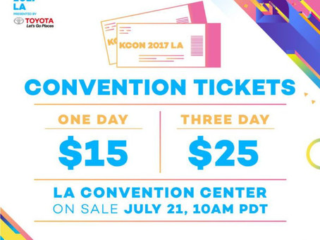 KCON coming to Los Angeles