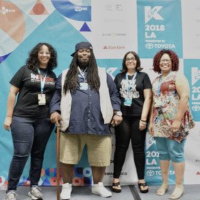 Black American Music & K-Pop at KCON