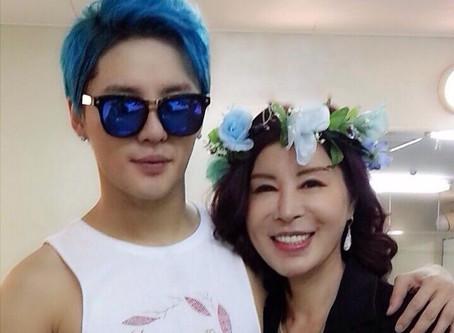 Xia Junsu's Mom Rumored to Release a Ballad Album Next Year