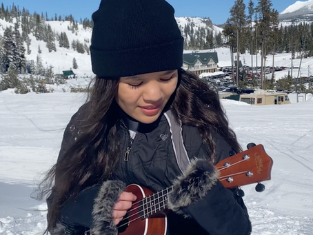 """Nyah's """"Maybe It's A Christmas Concert"""", Saturday, Dec. 19, 4 PM PST"""