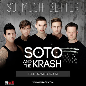 Soto and The Krash's Debut Single 'So Much Better' Released Today