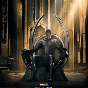 NEW Black Panther Trailer Out