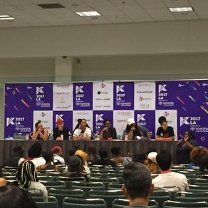 #KCON17LA: Black American Music & K-POP Panel Discussion