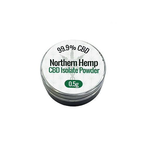 Northern Hemp 99.9% CBD Isolate (Crystaline)