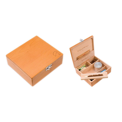 Wolf Smoking Box-T3 Deluxe