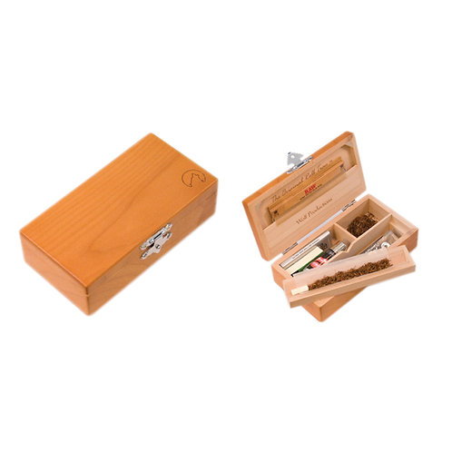 Wolf Smoking Box-T2 Deluxe