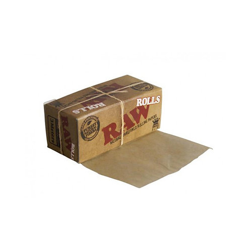 RAW ROLLS - Natural Rolling Paper