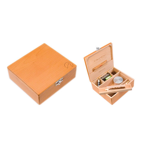 Wolf Smoking Box-T3L Deluxe