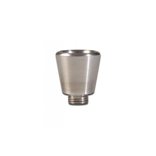 Medium Conical Metal Screw Thread Bowl