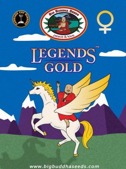Big Buddha-Legends Gold Feminized