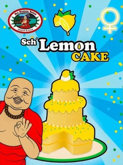 Big Buddha-SchLemon Cake