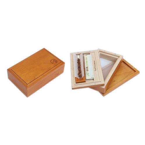 Wolf Smoking Box-Z2
