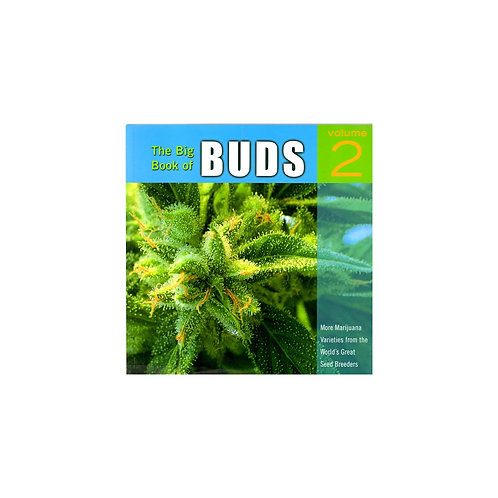 The Big Book Of Buds Vol. 2 by Ed Rosenthal