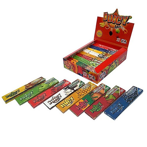 Juicy Jay King Size Papers (Select Flavor)