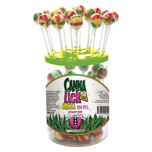 Cannalick Lollipops
