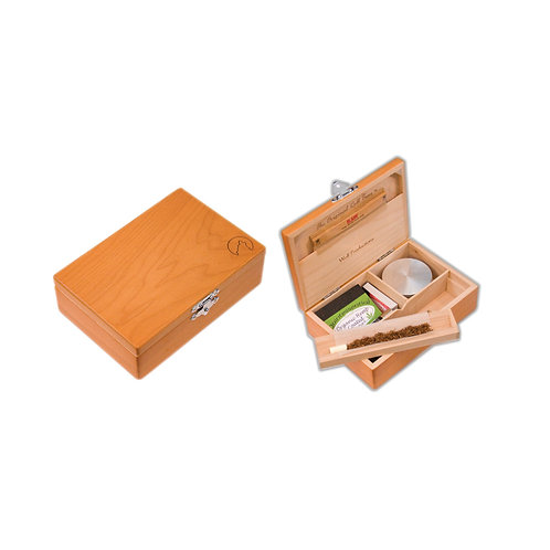 Wolf Smoking Box-T2L Deluxe