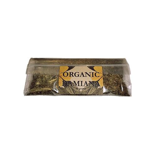 Organic Damiana (20 grams)