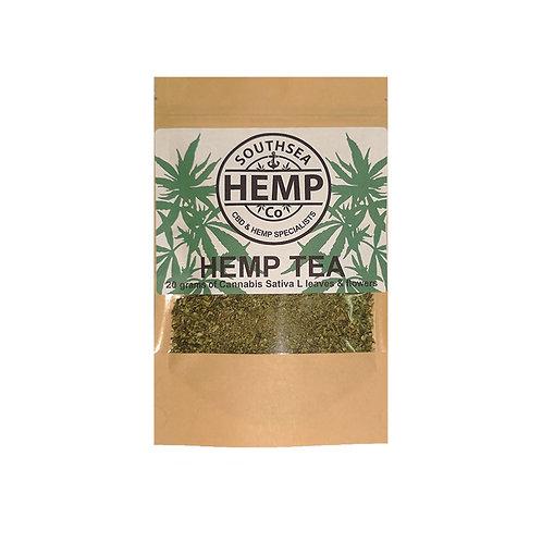 Southsea Hemp Natural Hemp Tea