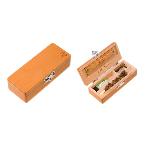 Wolf Smoking Box-T1 Deluxe