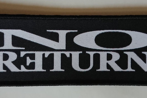 Patch No Return Logo
