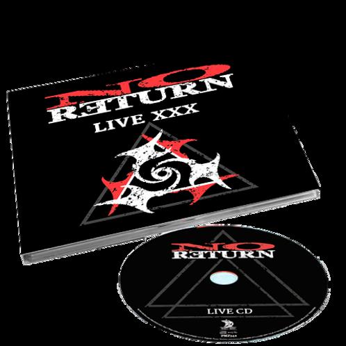 BUNDLE LIVE XXX + PATCH LOGO LIVE XXX +FLYER
