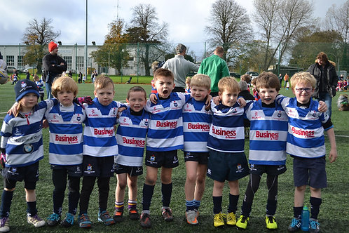 Mini Rugby Players born 2015 or 2016
