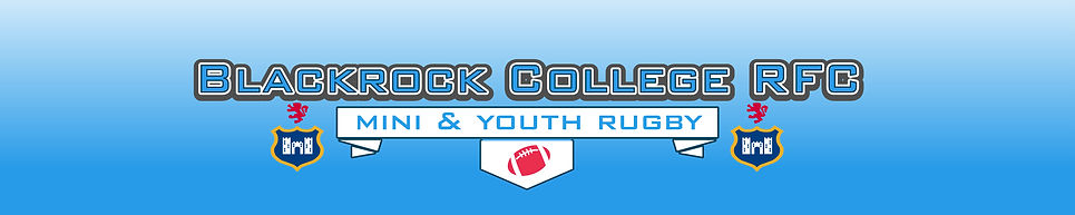 Blackrock College RFC Mini and Youth Rugby